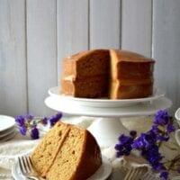 Classic Peanut Butter Cake