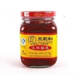 Wangzhihe Fermented Traditional Bean Curd 250g (Pack of 2)