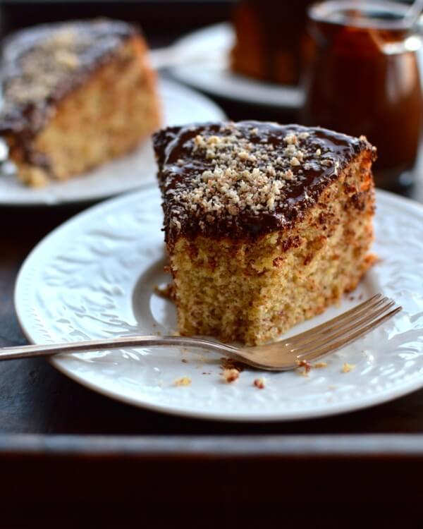 Flourless Chocolate Citrus Almond Cake by thewoksoflife.com