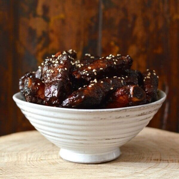 Shanghai sweet and sour ribs