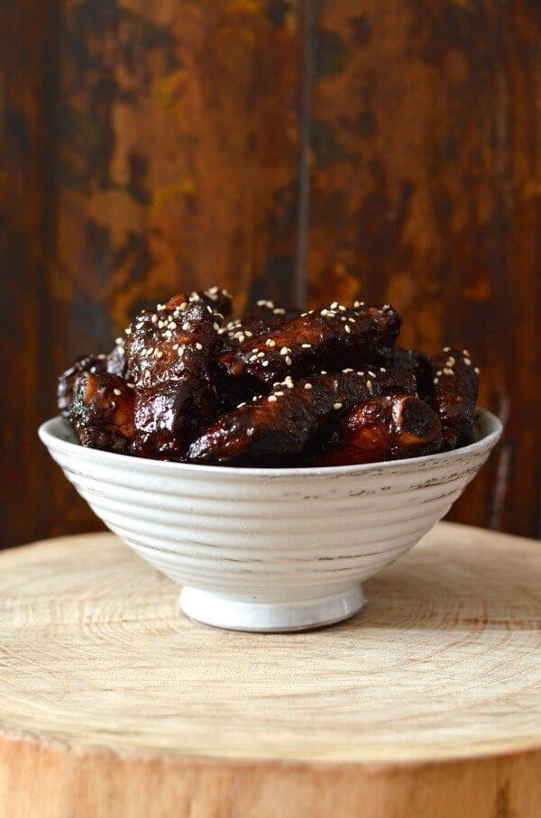 Shanghai Sweet and Sour Ribs, by thewoksoflife.com