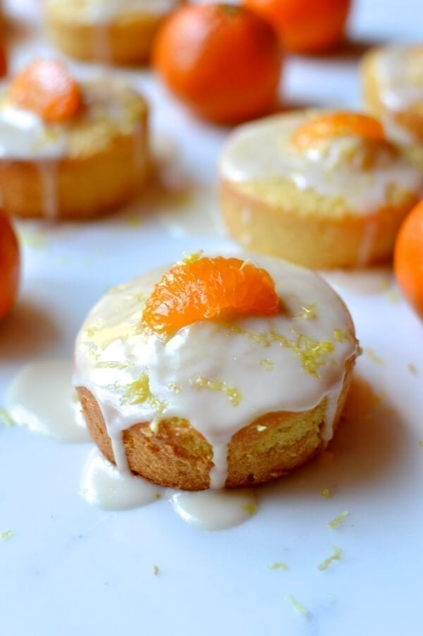 Clementine Cakes, by thewoksoflife.com