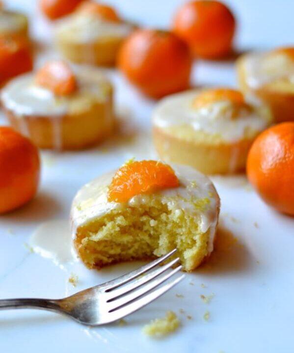 Clementine Cakes, by thewoksoflife.com
