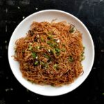 Honey Hoisin Pan-fried Noodles