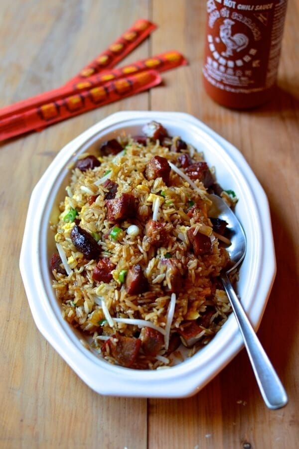 Classic pork fried rice a chinese takeout favorite the woks of life classic pork fried rice by thewoksoflife forumfinder Choice Image