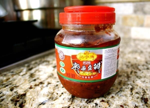 Spicy Bean Paste