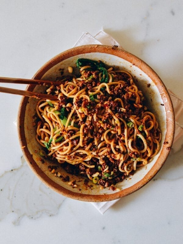 Dan Dan Noodles - The Woks of Life