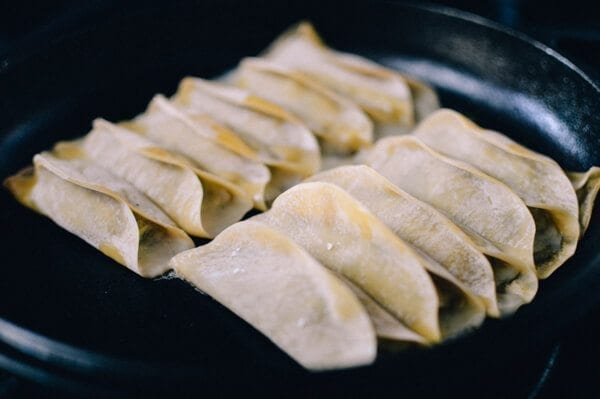 The Easiest Pork & Cabbage Potstickers, for Lazy Cooks