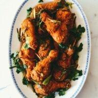 Five Spice Fried Chicken Drumsticks