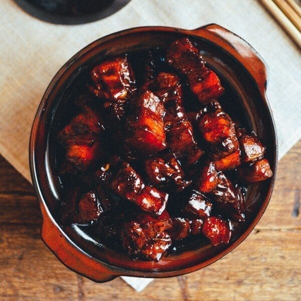 Red Cooked Pork, by thewoksoflife.com