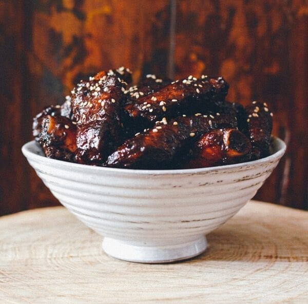 Sweet and Sour Ribs, by thewoksoflife.com