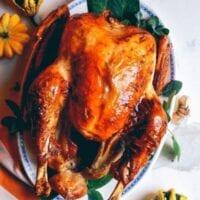 Grandpa's Perfect Thanksgiving Turkey Recipe, by thewoksoflife.com