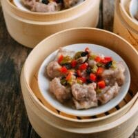 Dim Sum Steamed Spare Ribs with Black Beans