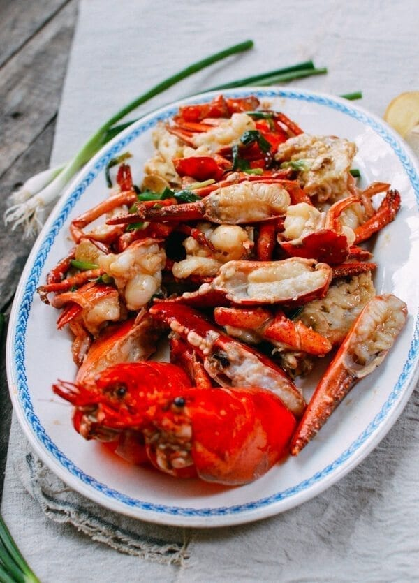 Cantonese-Style Ginger Scallion Lobster | Super Easy And Flavorful Stir Fry Recipes | Homemade Recipes