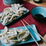 Pork chive dumplings