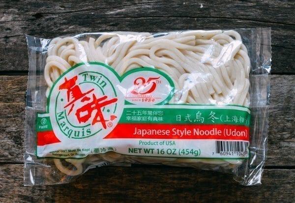 Shanghai Fried Noodles, by thewoksoflife.com
