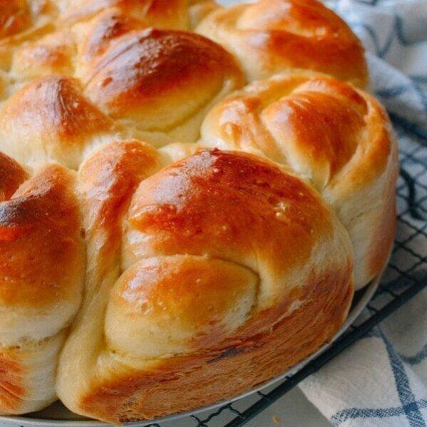 Asian milk bread