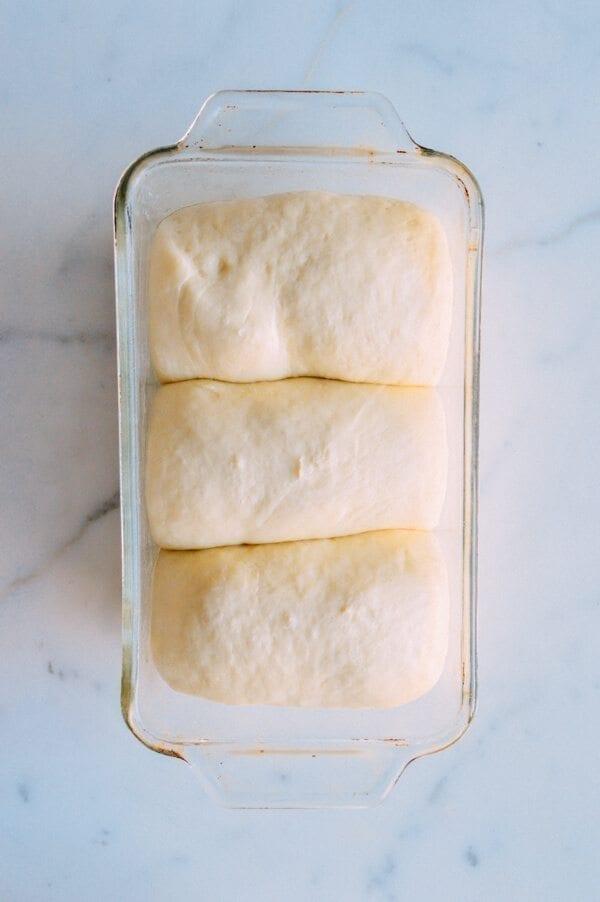 Milk Bread, by thewoksoflife.com