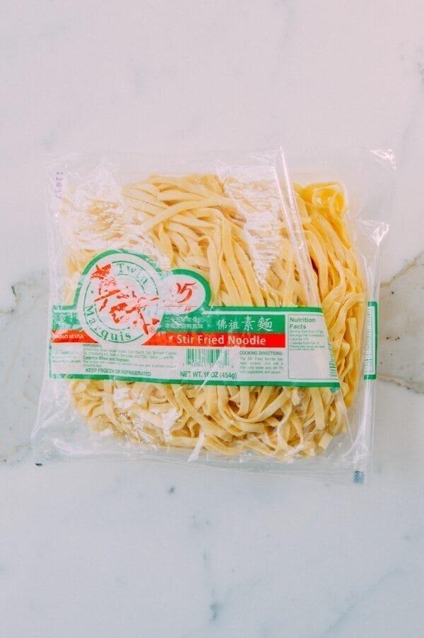 Chicken Chow Mein, by thewoksoflife.com