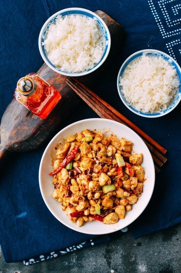 Kung Pao Chicken, by thewoksoflife.com