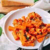 Orange Pasta