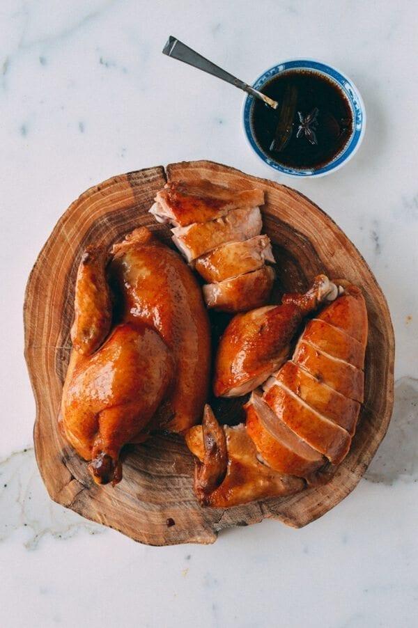 Soy Sauce Chicken, by thewoksoflife.com