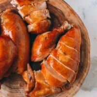 Soy Sauce Chicken – A Chinatown Classic