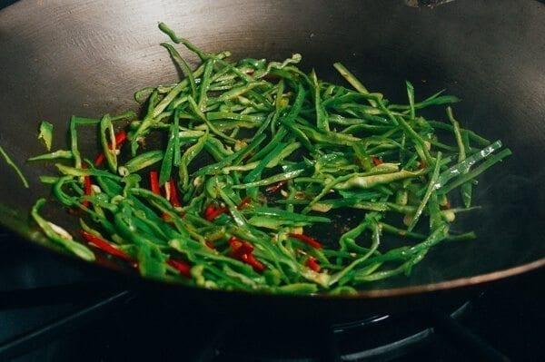 Beef and Pepper Stir-fry, by thewoksoflife.com