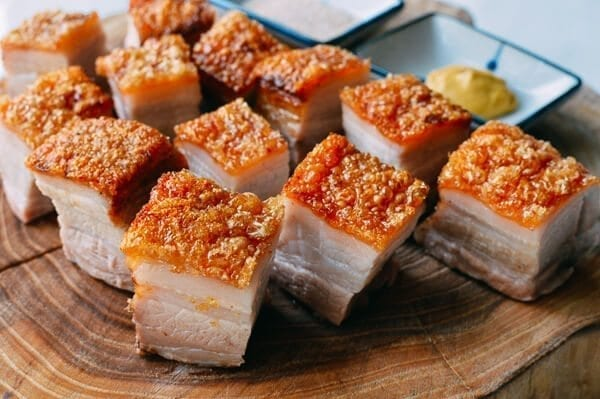 Simple chinese pork belly recipe
