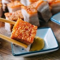 Cantonese Roast Pork Belly – A Chinatown Classic