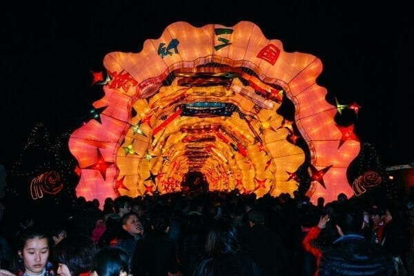 Chengdu Temple Fair, Chinese New Year Celebration, by thewoksoflife.com