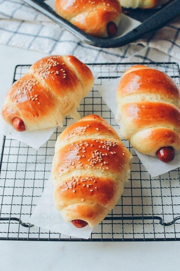 Recipe For Homemade Hot Dog Buns
