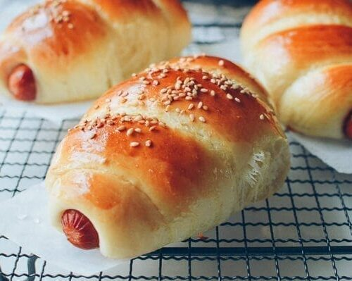 Chinese Hot Dog Buns The Woks Of Life