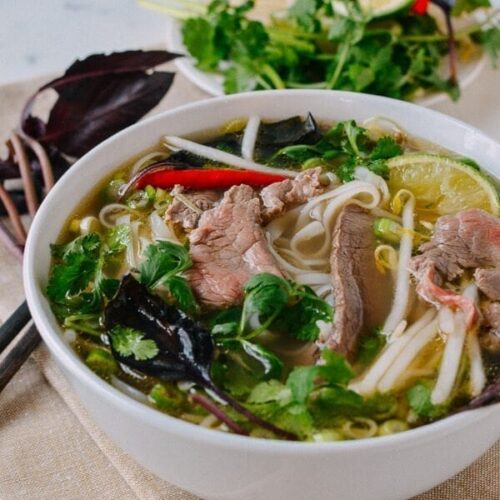 Pho (Vietnamese Noodle Soup): Authentic Recipe! | The Woks of Life
