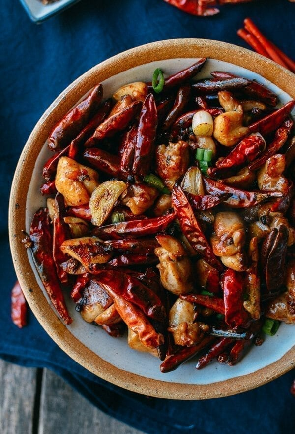 Chongqing Chicken, by thewoksoflife.com