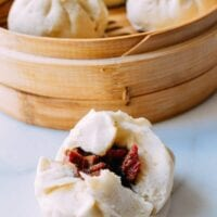 Steamed BBQ Pork Buns (Char Siu Bao) Recipe