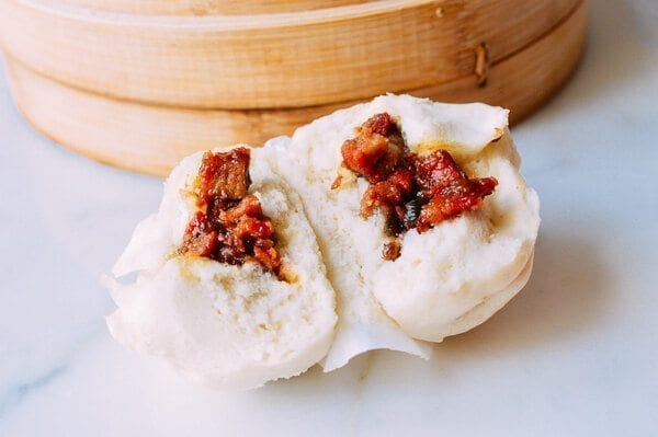 Chinese Barbecue Pork Buns (Char Siu Bao) Recipe — Dishmaps