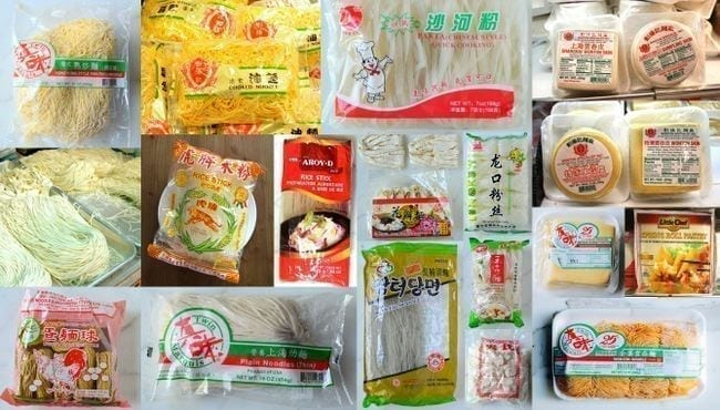 Chinese Noodles and Wrappers. by thewoksoflife.com