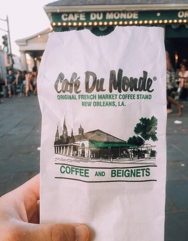 New-Orleans-CafeDuMonde