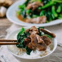Beef with Chinese Broccoli – One Plate Meal
