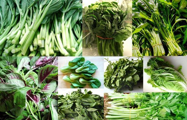 Chinese Vegetables: Leafy Greens - The Woks of Life