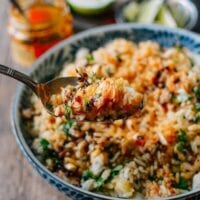 Crab Fried Rice, by thewoksoflife.com