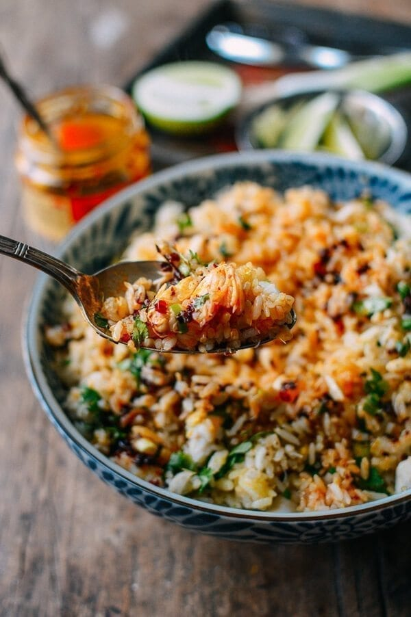 Crab fried rice a thai recipe the woks of life crab fried rice a thai recipe ccuart Choice Image