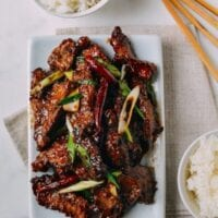 "Mongolian Beef, An ""Authentic"" Recipe"