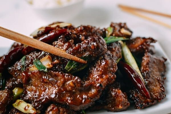 Mongolian beef recipe an authentic version the woks of life mongolian beef recipe an authentic version by thewoksoflife forumfinder Image collections
