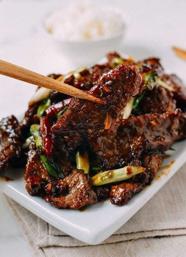"Mongolian Beef Recipe, An ""Authentic"" Version"