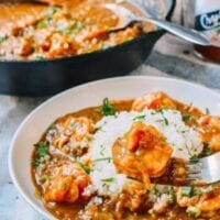 Shrimp Étouffée – A New Orleans favorite