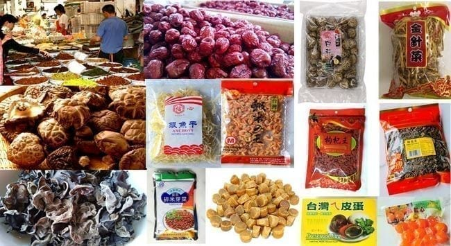 Chinese dried and preserved ingredients the woks of life for Asian cuisine ingredients