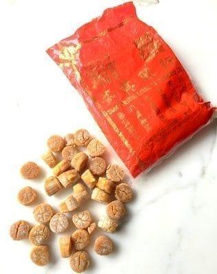 dried-scallop