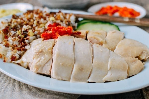 Hainanese Chicken Rice By Thewoksoflife Com